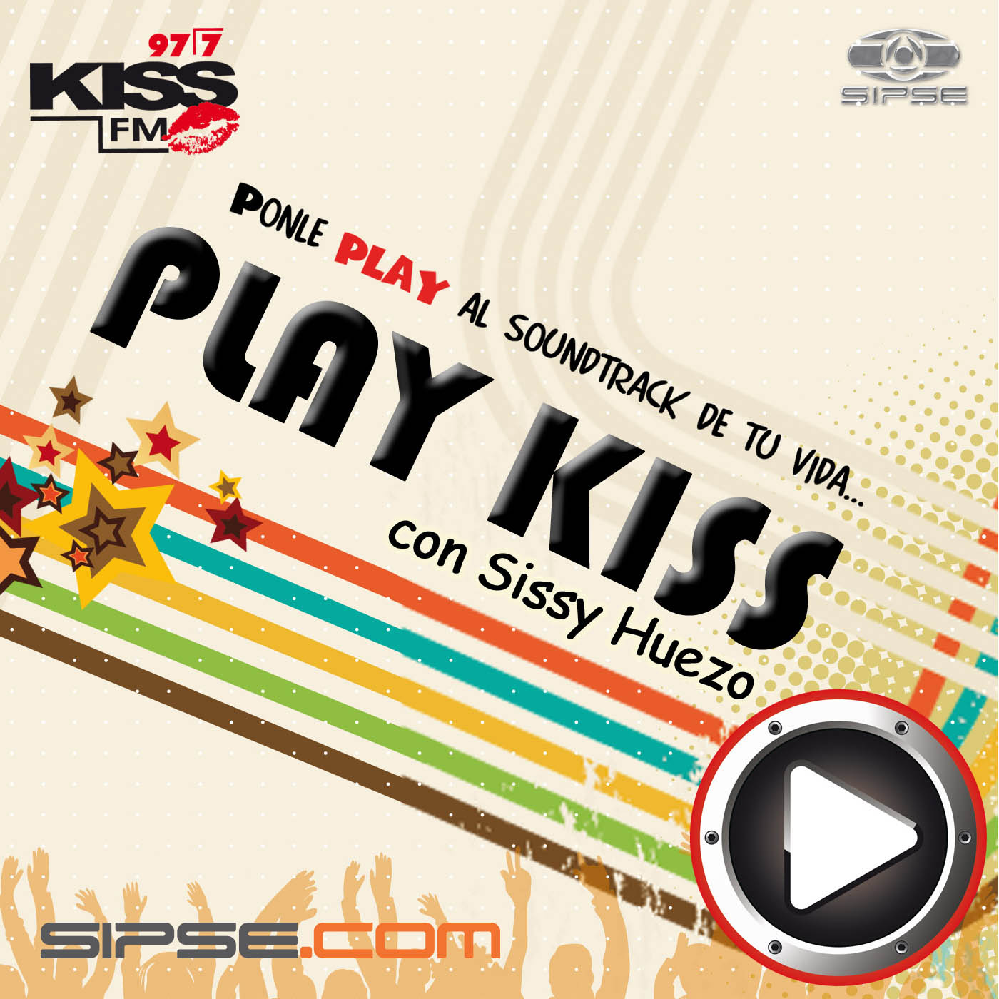 Play Kiss con Sissy Huezo
